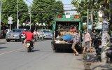 TX.Dĩ An: Chấn chỉnh hoạt động thu gom rác thải sinh hoạt
