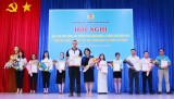 The provincial Confederation of Labor organizes a Conference of reporters, awards a beauty contest of trade unions and workers