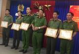 Huy động sức dân trong công cuộc bảo vệ an ninh Tổ quốc