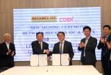 Becamex IDC và COEX ký kết thỏa thuận hợp tác chiến lược phát triển Trung tâm thương mại thế giới