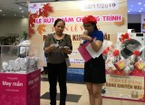Siêu thị Co.opmart Bình Dương: Tổ chức lễ rút thăm trúng thưởng