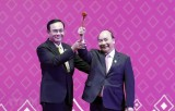 Thủ tướng Nguyễn Xuân Phúc công bố chủ đề của Năm ASEAN 2020