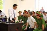 Bị cáo Nguyễn Hồng Khanh cùng 6 đồng phạm hầu tòa