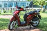 Honda SH mới giá từ 71 triệu đồng