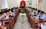 Ban Pháp chế HĐND tỉnh: Giám sát chuyên đề về chính sách hỗ trợ cho các đối tượng khi thực hiện sắp xếp tổ chức bộ máy, tinh giản biên chế tại TX.Thuận An