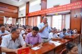 Công an TX.Thuận An tiếp thu 12 ý kiến đóng góp của nhân dân