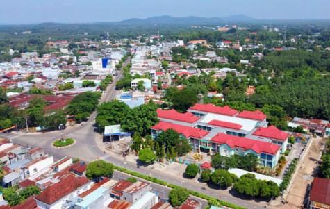 MTTQ thị trấn Dầu Tiếng: Phát huy vai trò trung tâm của khối đại đoàn kết