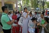 TX.Thuận An: Học sinh tham gia Chương trình tư vấn hướng nghiệp