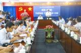 Ban Tuyên giáo Tỉnh ủy tổ chức hội nghị thông tin báo chí: Thông tin một số vấn đề được dư luận quan tâm