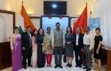 越南与印度友好协会平阳省分会成立:为提高平阳与印度的友好合作关系效率做出贡献