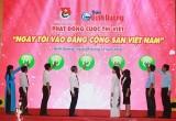 """Tỉnh đoàn: Phát động cuộc thi viết """"Ngày tôi vào Đảng Cộng sản Việt Nam"""""""