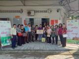 Quỹ Bảo trợ trẻ em tỉnh: Trao hỗ trợ cho 3 trẻ em mắc bệnh hiểm nghèo