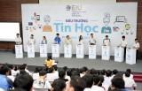 Sôi nổi Đấu trường tin học dành cho học sinh THPT tại EIU