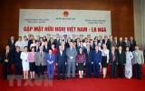 Vietnam – Russia friendship gathering held in Hanoi