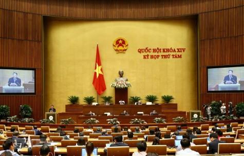 Quốc hội tiến hành thảo luận về công tác phòng cháy, chữa cháy
