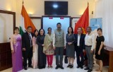 Binh Duong provincial Vietnam-India Friendship Association contributes to improving the friendly cooperative relations between Binh Duong and India