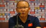 """HLV Park Hang-seo: """"Sẽ làm tất cả để có kết quả tốt nhất cho trận đấu với Thái Lan"""""""