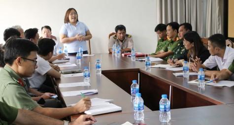 Kịp thời khen thưởng công nhân tham gia phòng chống tội phạm