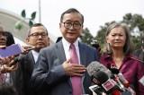 Thủ lĩnh đối lập lưu vong Campuchia rời Indonesia tới Singapore