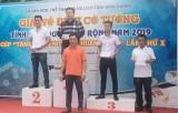 Bế mạc Giải cờ tướng tỉnh mở rộng, cúp Tăng Nguyên Giai – Chuanlican: Hà Văn Tiến vô địch
