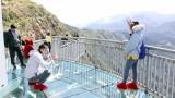 越南莱州省云龙玻璃桥生态旅游区开门迎客