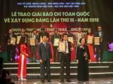 Hơn 1.600 tác phẩm tham dự Giải Búa liềm vàng lần thứ IV năm 2019