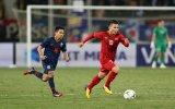 Năm đại thành công của đội tuyển Việt Nam