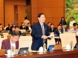 Thông qua Nghị quyết sắp xếp đơn vị hành chính cấp huyện, xã ở 8 tỉnh