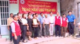 Hội chữ thập đỏ Tx.Bến Cát: Đồng hành với người nghèo khó