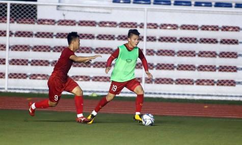 U22 Việt Nam - U22 Brunie: Chiến thắng cho thầy trò HLV Park Hang-seo?