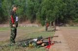 Lực lượng vũ trang tỉnh: Phát huy truyền thống thi đua quyết thắng
