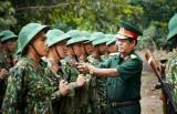 Sư đoàn 7: Xây dựng đơn vị vững mạnh toàn diện, coi trọng nhân tố con người