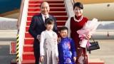 阮春福总理圆满结束对韩国的正式访问和出席东盟—韩国建立对话关系30周年纪念峰会