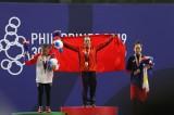 SEA Games 30: Cử tạ, Dancesport và xe đạp giành 3 HCV cho Việt Nam