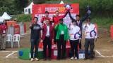 Nữ cua rơ Bình Dương mở đầu huy chương vàng cho Việt Nam