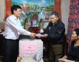 Lao Cai - Binh Duong in good affection