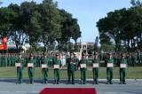 Hơn 1000 hạ sĩ quan chỉ huy tốt nghiệp ra trường