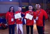 Dancesport Việt Nam giành 11 huy chương trong một ngày thi đấu