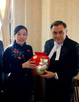 Vietnam, Canada enhance parliamentary cooperation