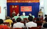 Cử tri vui mừng trước sự phát triển kinh tế - xã hội của tỉnh và đất nước