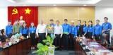 Gặp gỡ đại biểu tham dự Đại hội toàn quốc Hội Cựu TNXP và Hội LHTN Việt Nam