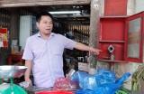 Ban quản lý Chợ tân Phước Khánh: Sẽ cưỡng chế những hộ lấn chiếm tủ cấp nước phòng cháy chữa cháy trong chợ