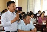Đoàn Đại biểu Quốc hội tỉnh Bình Dương: Tiếp xúc cử tri xã An Sơn, phường Bình Nhâm, phường Hưng Định