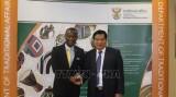 越南国会民族委员会工作代表团对南非进行工作访问