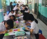 Phát động giảm thiểu chất thải nhựa trong học sinh