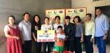 Hỗ trợ 4 trường hợp trẻ em mắc bệnh hiểm nghèo