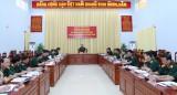 Đảng ủy Quân đoàn 4: Ra Nghị quết  lãnh đạo nhiệm vụ năm 2020