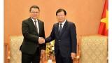 越南与蒙古促进经贸合作