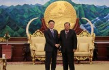 Vietnamese Ministry of Justice delegation on working visit to Laos
