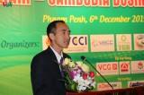 越南企业出席越柬经营合作论坛